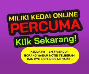 Kedda - Kedai Online Precuma